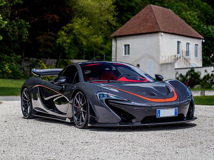 2014 McLaren P1 - RM Sotheby's Paris Sale