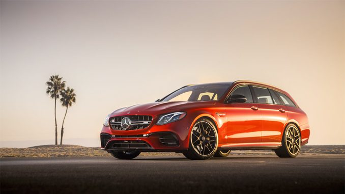 amg e class s wagon an american tradition motor sports newswire. Black Bedroom Furniture Sets. Home Design Ideas