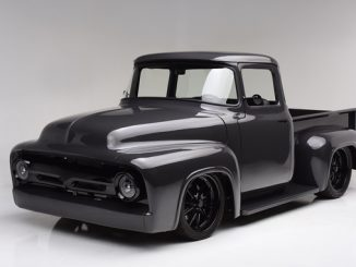 Barrett-Jackson - Scottsdale Auction - 1956 Ford F 100 Custom Pickup