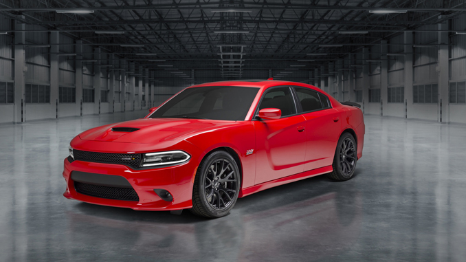 FCA US Dodge Charger