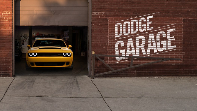 FCA US LLC Dodge Garage