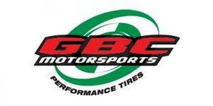 GBC Motorsports Performance Tires logo