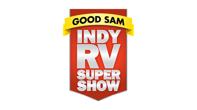 Good Sam Indy RV Super Show logo