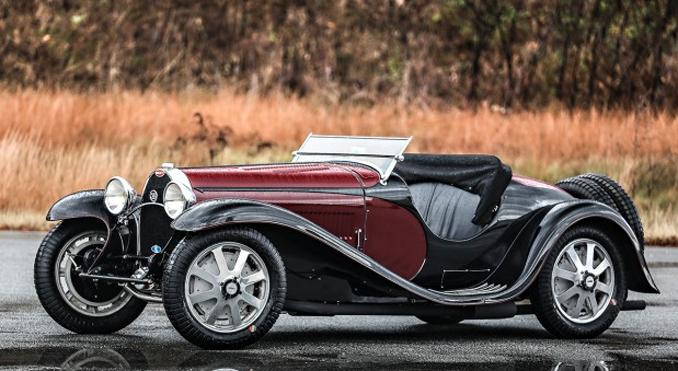 Gooding & Company - Scottsdale - 1931 Bugatti Type 55 Roadster