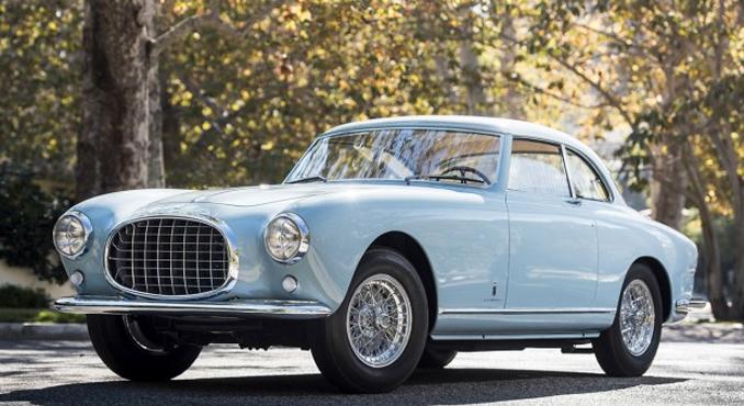 Gooding & Company - Scottsdale - 1953 Ferrari 212 Europa Coupe