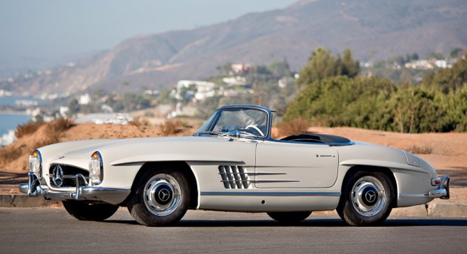 Gooding & Company - Scottsdale - 1963 Mercedes-Benz 300 SL Roadster