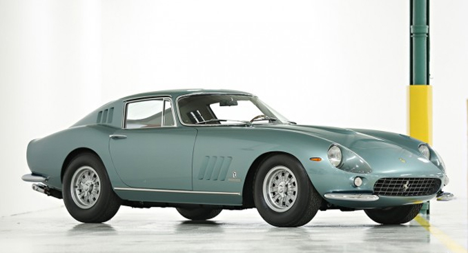 Gooding & Company - Scottsdale Auction - 1965 Ferrari 275 GTB Speciale