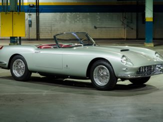 Gooding & Company - Scottsdale Auctions - 1958 Ferrari 250 GT Series I Cabriolet