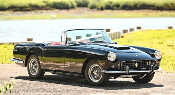 Gooding & Company - Scottsdale Auctions - 1961 Ferrari 250 GT Series II Cabriolet