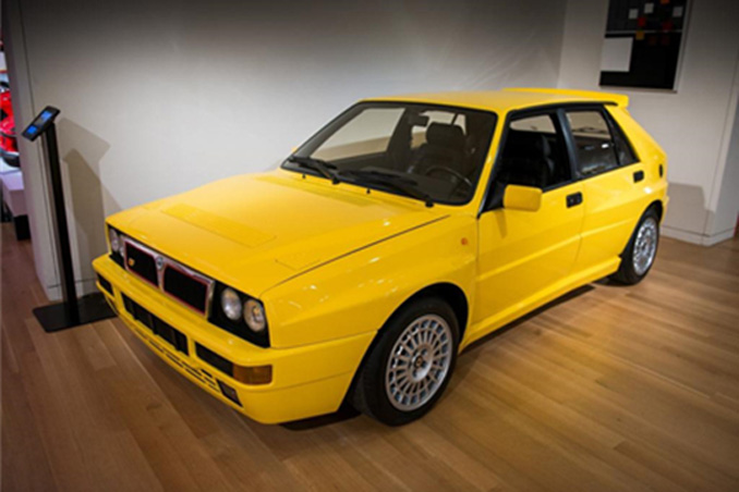 ICONS - The record setting 1992 Lancia Delta HF Integrale Evoluzione