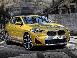 The brand new BMW X2. X2 xDrive20d, Model M Sport X