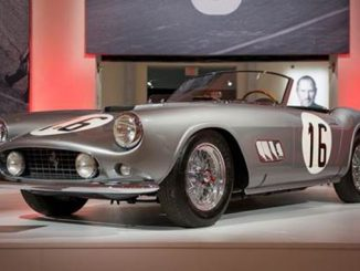 ICONS - The top-selling 1959 Ferrari 250 GT LWB California Spider Competizione