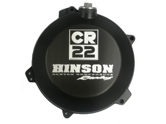 CR22 Chad Reed Signature Hinson Billetproof Clutch Cover