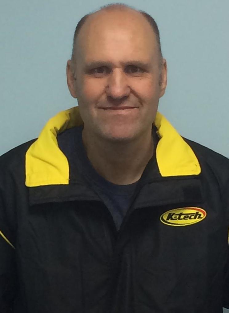 K-Tech Suspension Stuart Bland new Business Development Manager