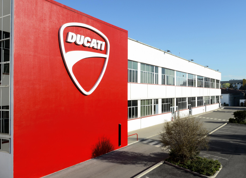 Ducati Motor Holding Factory Borgo Panigale