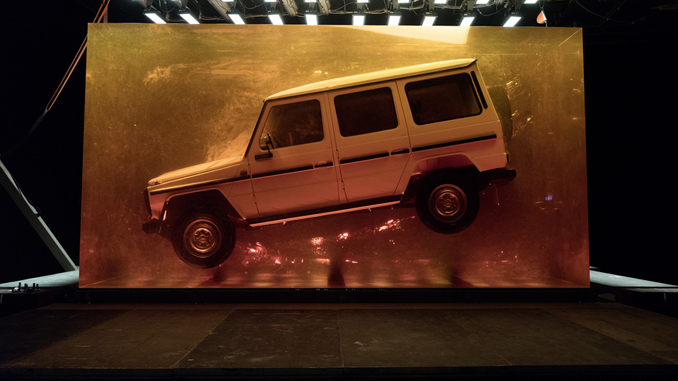 Stronger than time: 1979 G-Class cast in amber