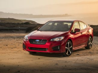 KBB Best Resale Value - Subaru of America Impreza Sport