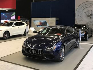 Maserati at the 2018 Montréal Auto Show