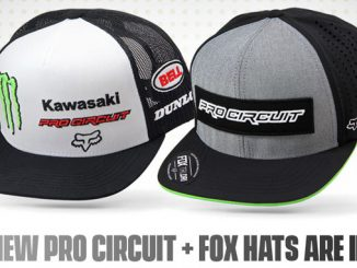 New Pro Circuit Fox Hats