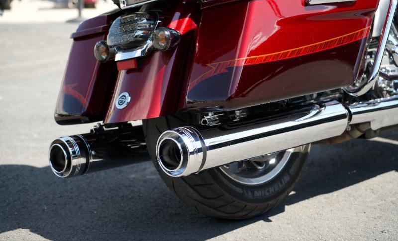 MotoPro 45 Slip-On Exhaust from Rinehart Racing