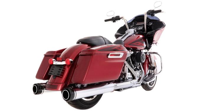 Rinehart Racing MotoPro 45 Slip-On Exhaust for Harley