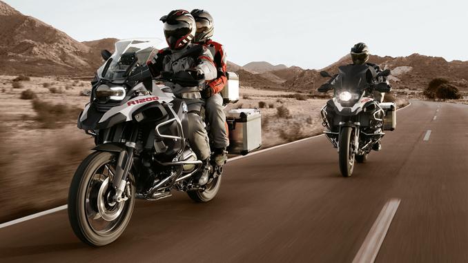 BMW Motorrad USA - BMW R 1200 GS Adventure