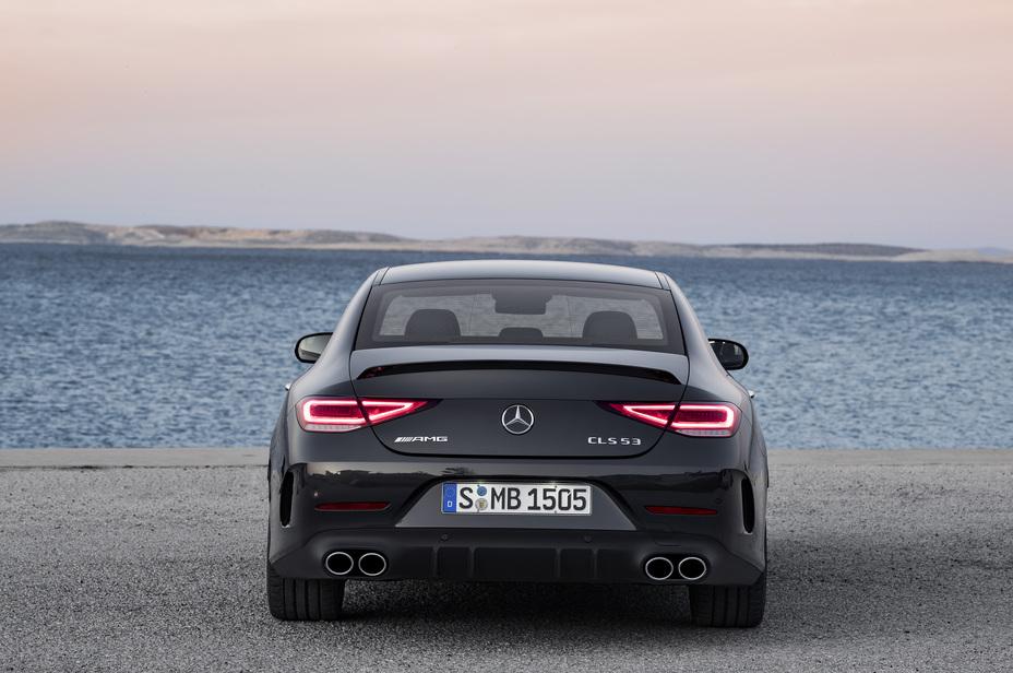 2019 Mercedes-AMG CLS53-4