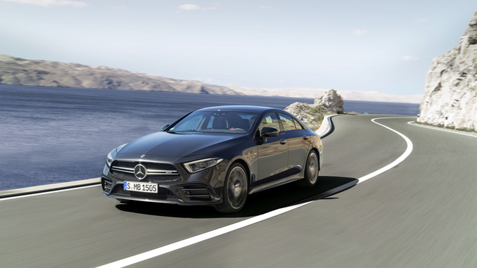 The new Mercedes-AMG 53-series: CLS, E-Class Coupe and Cabriolet