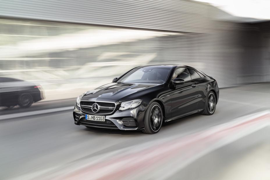 2019 Mercedes-AMG E 53 Coupe-1