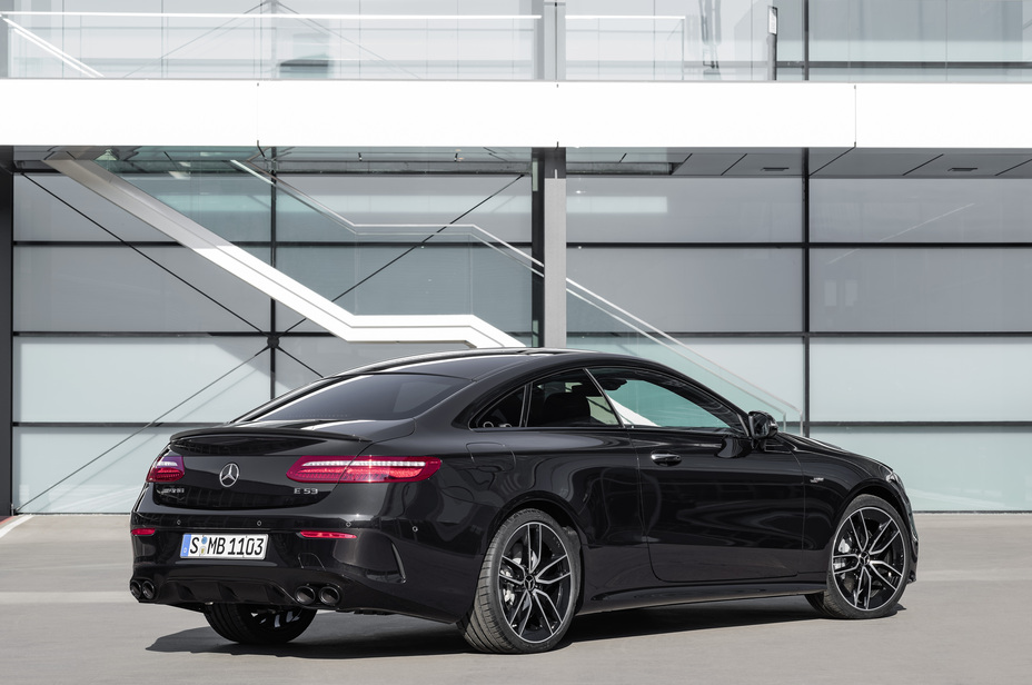 2019 Mercedes-AMG E 53 Coupe-2