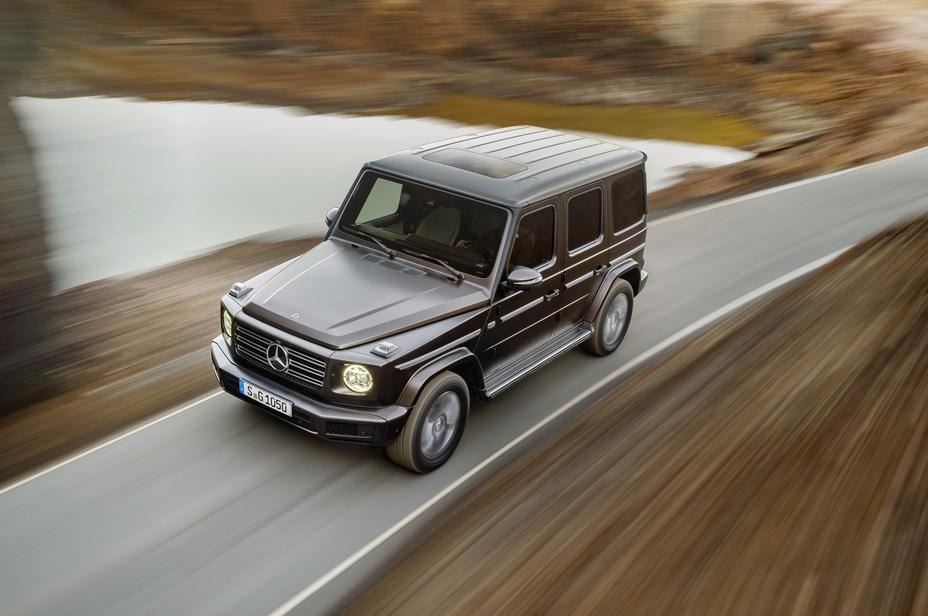 2019 Mercedes-Benz G550 - g-class