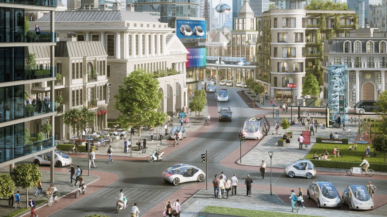 Step-by-step, Bosch is delivering the automated, connected and electrified future of mobility