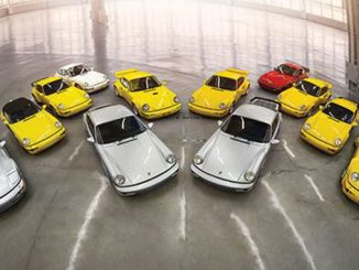 A snapshot of Exclusively Porsche – The 964 Collection to be offered at RM Sotheby's Amelia Island sale