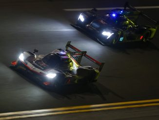 Acura Effort Nets Podium Finish, NAEC Win at Rolex 24