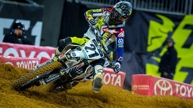 Anderson has the 450 points lead going into Anaheim 2_678