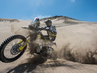 Andrew Short - Rockstar Energy Husqvarna Factory Racing - Dakar Rally