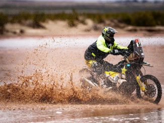 Andrew Short - Rockstar Energy Husqvarna Factory Racing - Dakar Rally stage 8