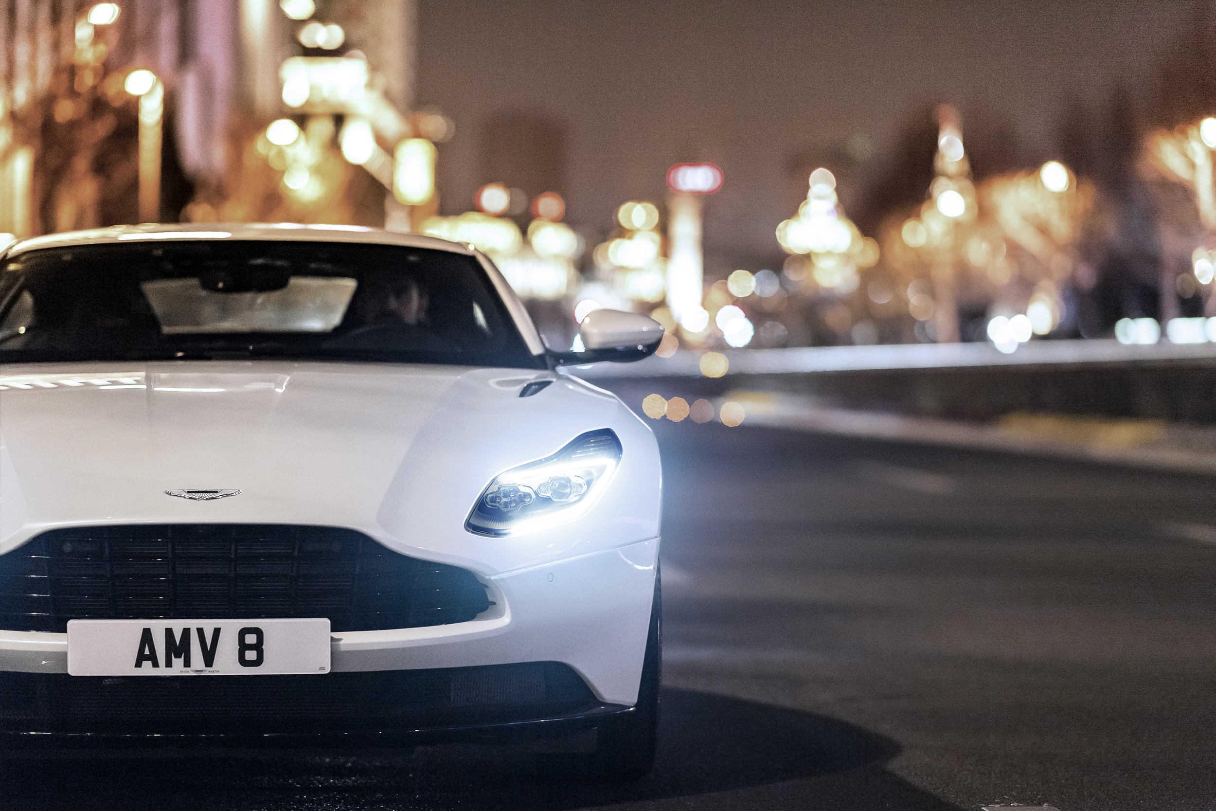 Aston Martin DB11 V8 Powered What Car? - Car of the Year