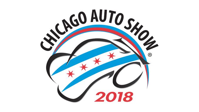 Chicago Auto Show 2018 Logo