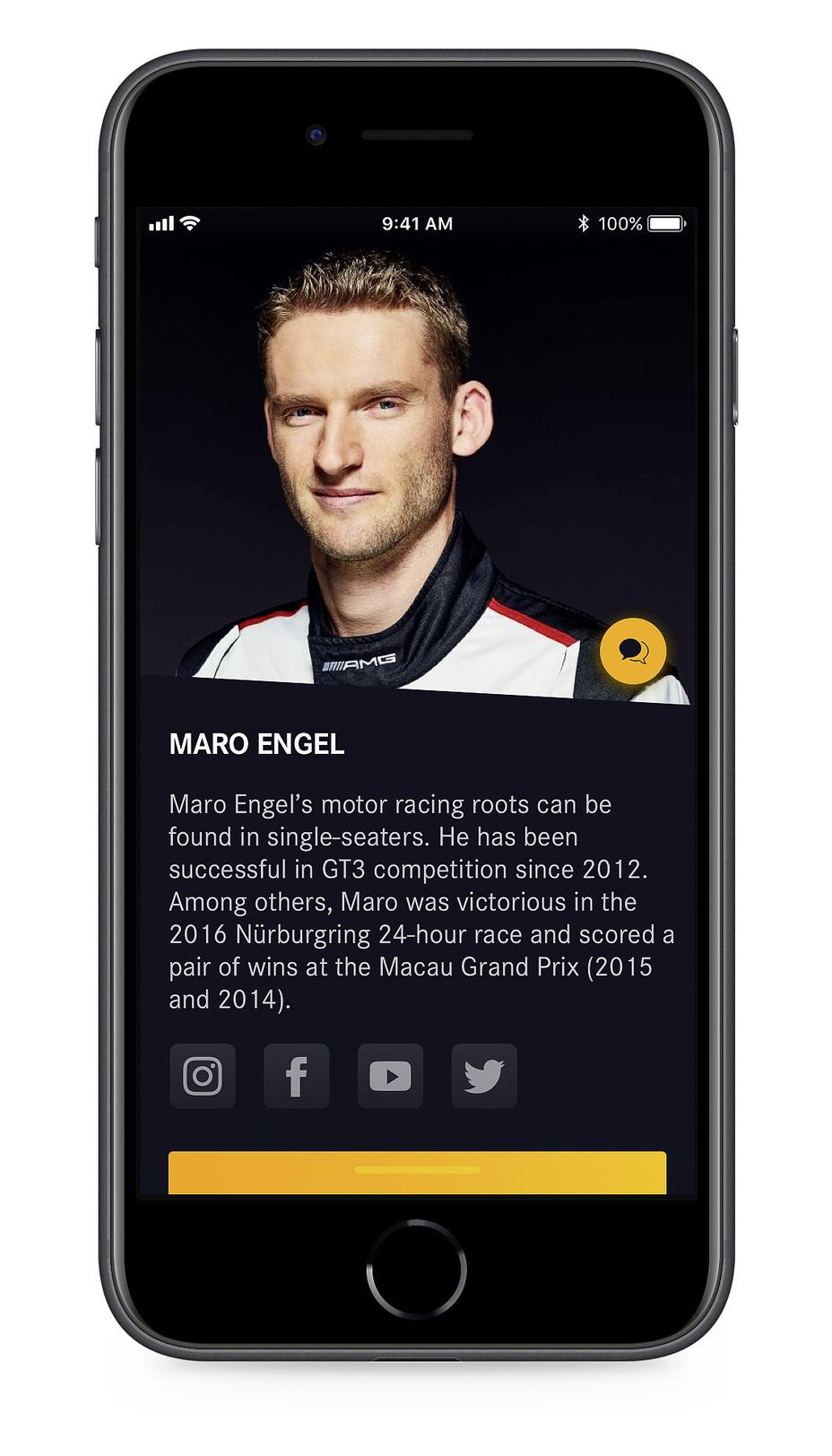 Customer Racing: RACE Scout