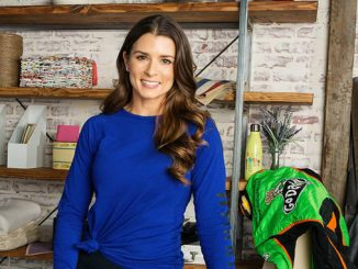Danica Patrick are teaming with Premium Motorsports and GoDaddy