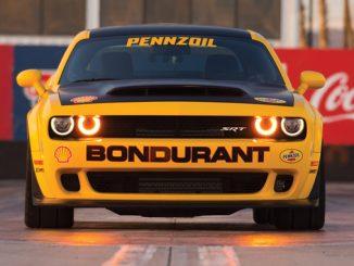 Dodge//SRT and the Bob Bondurant School of High Performance Driving Add a New Drag Racing Course