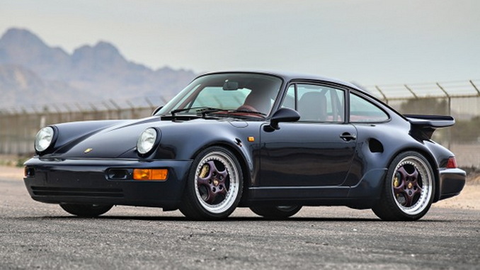 Gooding & Company Amelia Island Auction Porsche Royalty Revealed from a Private Porsche Collection