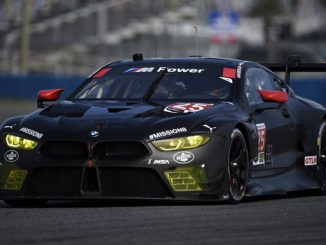 "BMW M8 GTE makes race debut at the ""Rolex 24"" in Daytona"
