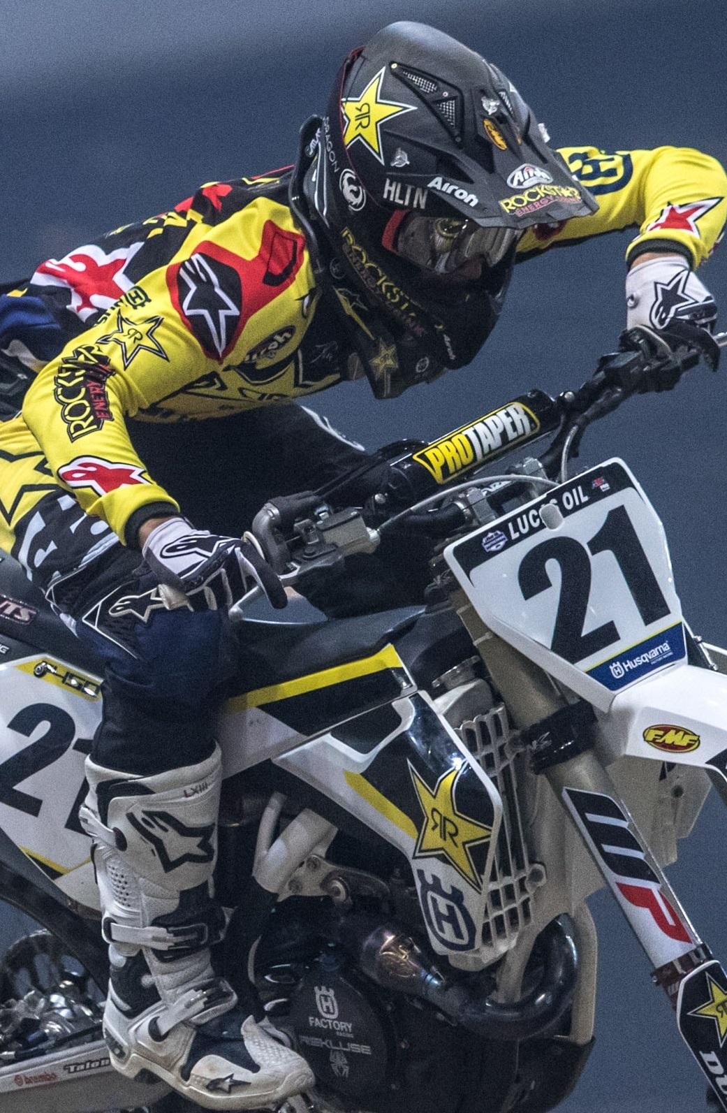 Jason Anderson - Rockstar Energy Husqvarna Factory Racing-ProTaper