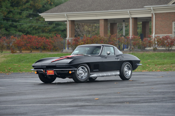 Mecum Auctions Kissimmee - 1967 Chevrolet Corvette Coupe