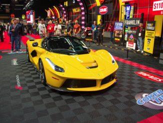Mecum Auctions Kissimmee - 2015 Ferrari LaFerrari