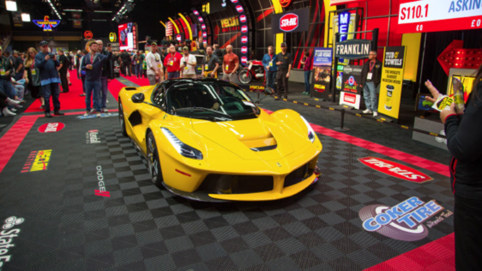 Mecum Kicks Off 2018 With 96 6 Million In Kissimmee