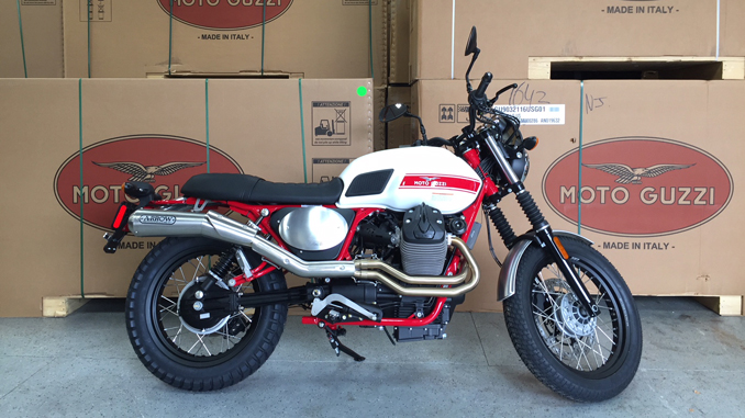 WideWorld Powersports Moto Guzzi