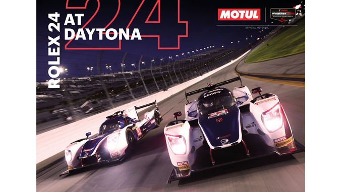 Motul at Daytona 24